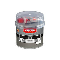 Шпатлевка Novol ALU с алюминием 250г