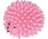 Croci C6FR0090 еж- игрушка 6,5см для собак мелких пород и щенков с пищалкой
