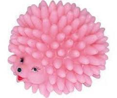 Croci C6FR0090 їжак - іграшка 6,5 см для собак дрібних порід та цуценят з пискавкою