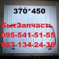 Испаритель для холодильника (плачущий испаритель 2-х канальный) 370*450мм