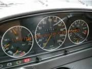 Алюминиевые рамки на приборы для Mercedes W123 1976-1986