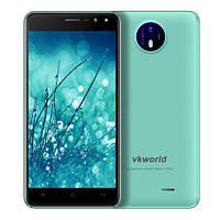 Смартфон ORIGINAL VkWorld F2 Sky blue (4Х1.3Ghz; 2Gb/16Gb; 13МР/5МР; 2200 mAh)