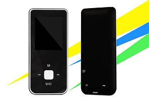 HiFi MP3-плеер с экраном ONN Q9 Поддержка fm Радио TF карты MP4 видео