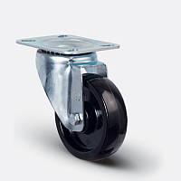 Поворотное термостойкое колесо диаметром 80 мм из фенольной смолы для ротационных печей