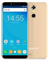 Смартфон ORIGINAL Oukitel C8 gold (4Х1.3Ghz; 2Gb/16Gb; 13МР/5МР; 3000 mAh)