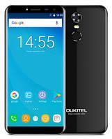 Смартфон ORIGINAL Oukitel C8 black (4Х1.3Ghz; 2Gb/16Gb; 13МР/5МР; 3000 mAh)