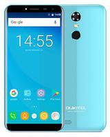 Смартфон ORIGINAL Oukitel C8 Sky blue (4Х1.3Ghz; 2Gb/16Gb; 13МР/5МР; 3000 mAh)
