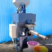 Маслопресс шнековий ММШ-220 з підігрівом сировини (200-220 кг/годину)