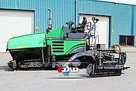 Гусеничный асфальтоукладчик VOGELE Super 1800-2 ERGOPLUS (2012 г)