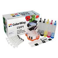 Система (СНПЧ) непрерывной подачи чернил ColorWay Canon IP-3600/MP540/MG5140 no chip