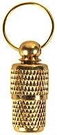 TRIXIE (Трикси) Капсула-адресник на ошейник для собак и котов (золотая)