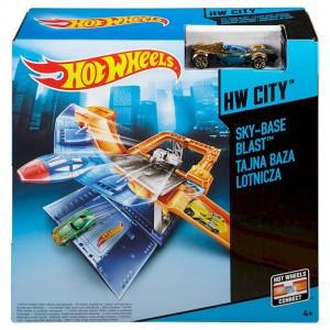 "Трек Hot Wheels™ ""Воздушная база"" (CDM29-X9295)"