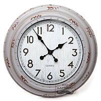 Часы настенные Сирень