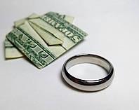 Кольцо из титана, классическая обрчалка, арт 0009