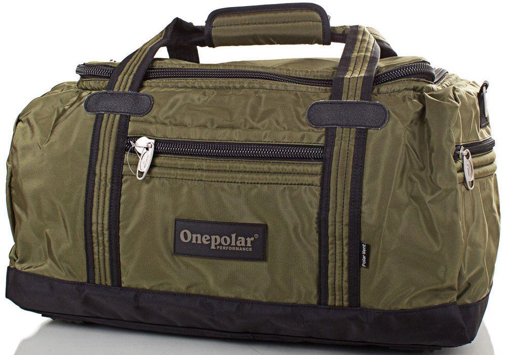Сумка дорожная Onepolar WB809-green зеленый