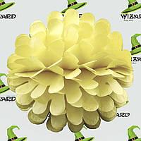 Бумажный шар цветок (маленький)