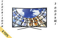 Телевизор SAMSUNG UE49M6372 Curved Smart TV 900Hz T2 S2 из Польши