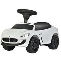 Толокар Maserati лицензия, белый