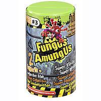 Набор фигурок FUNGUS AMUNGUS S3 – КОНТЕЙНЕР ДЛЯ ДЕЗИНФЕКЦИИ (2 фунгуса)