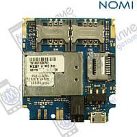 Плата материнская Nomi i241 Metal
