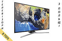 Телевизор SAMSUNG UE55MU6172/6102 Smart TV 4K/Ultra HD 1300Hz T2 S2 из Польши 2017 год