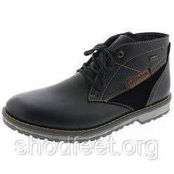 Мужские зимние ботинки Rieker 39229-00