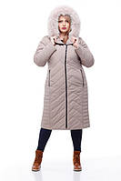 Зимнее пальто Мира зима, фото 1