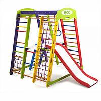 Детский спортивный комплекс для дома «Акварелька Plus 2»