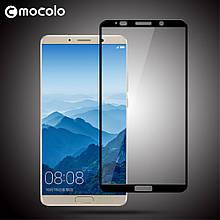 Защитное стекло Mocolo 2.5D 9H на весь экран для Huawei Mate 10 Lite черный