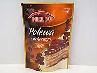 Глазурь и декор Helio со вкусом тоффи 100г