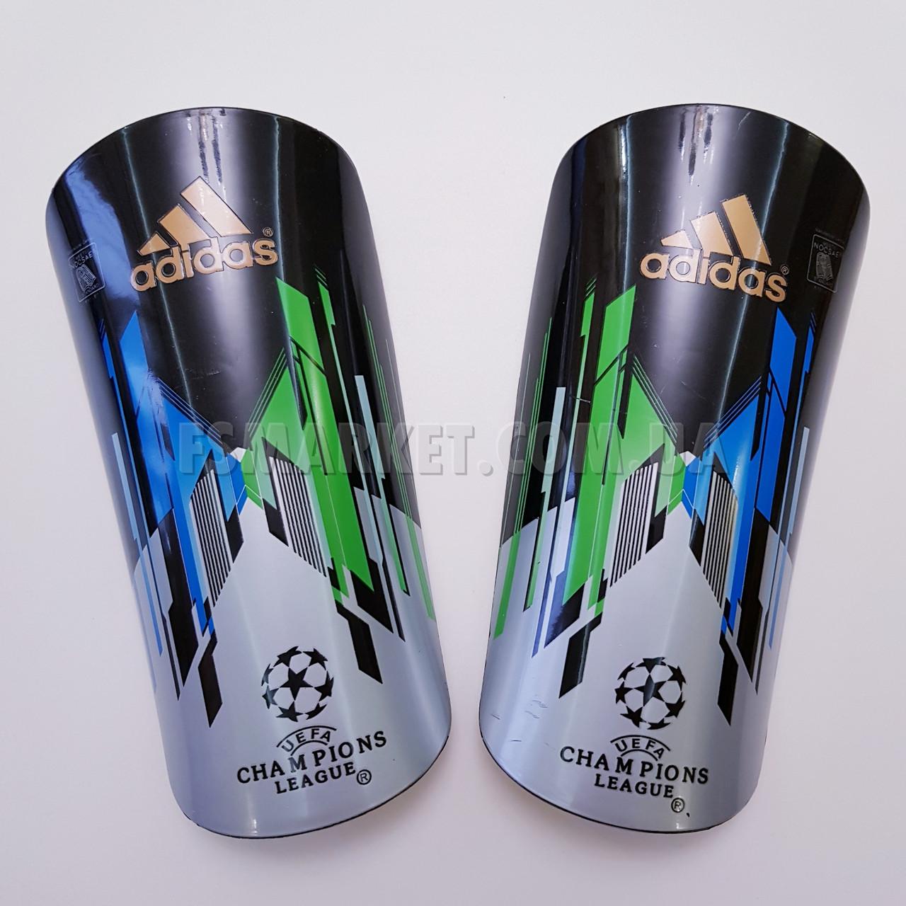 Щитки футбольные Adidas Messi Liga Champions - Football Star Market в Одесской области
