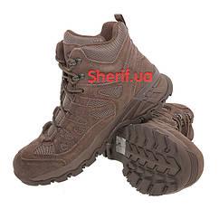 Ботинки армейские MIL-TEC Squad 5 inch, Brown 12824009