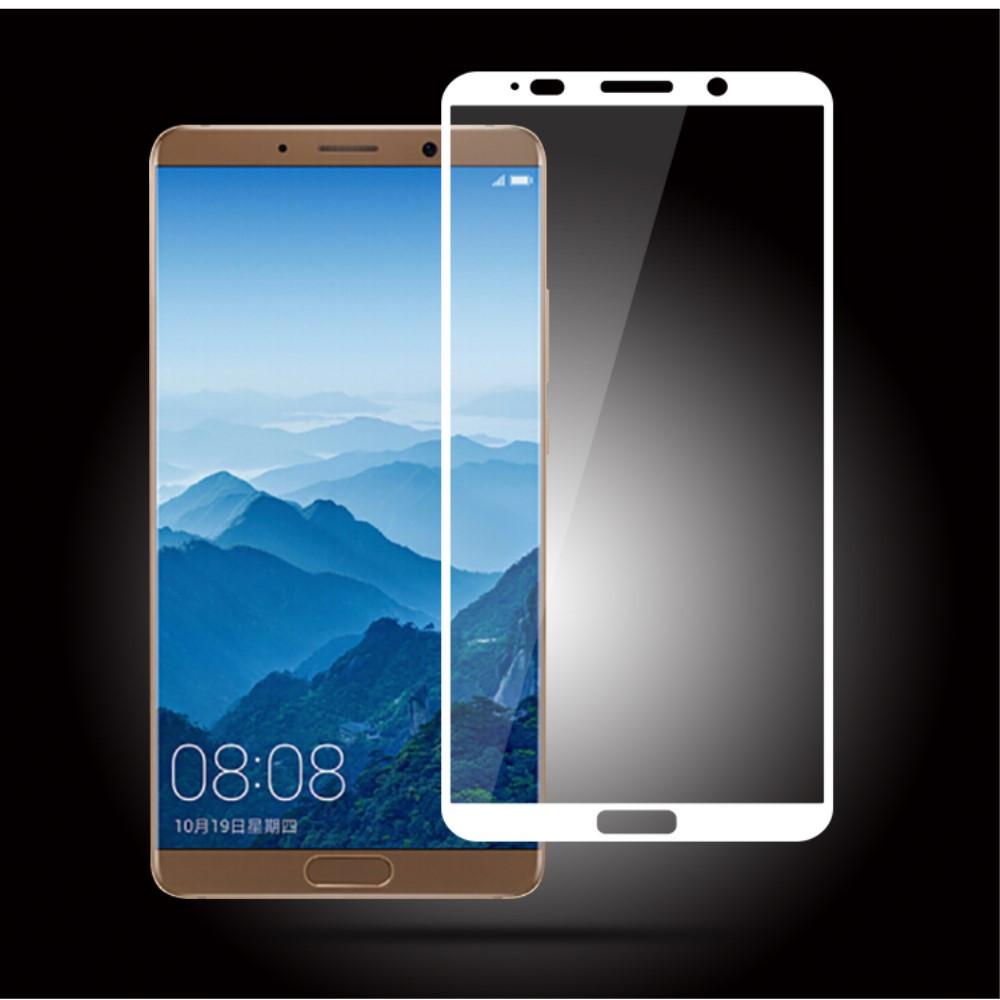 Защитное стекло Mocolo 2.5D 9H на весь экран для Huawei Mate 10 белый