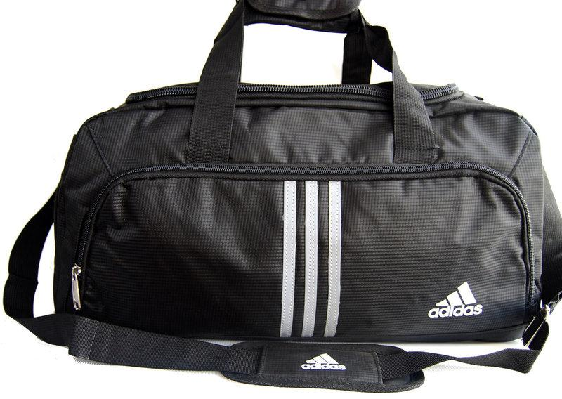 Спортивная сумка Adidas. Сумка в дорогу. Дорожная сумка. Сумка для занятий спортом.