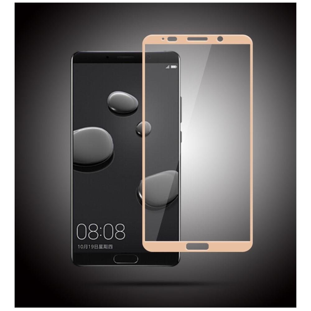 Защитное стекло Mocolo 2.5D 9H на весь экран для Huawei Mate 10 золотой