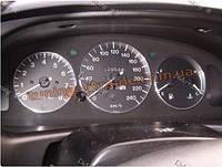 Алюминиевые рамки на приборы для Mitsubishi Sigma 1990-1997