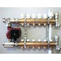 Коллектор отопления (гребенка) насос GP 1190, 72000030, Luxor (Италия)