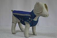 Попона, жилет на флисе для собак, фото 1