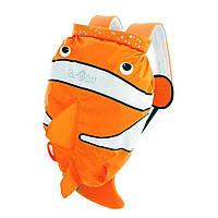 """Детский рюкзак """"Рыбка"""" (оранжевый)"""