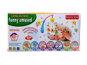Мобіль на дитячу ліжечко Lovelys Toys