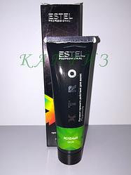 Краска для волос ESTEL  XTRO зелёный