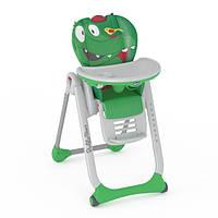 Стульчик для кормления Chicco Polly 2 Start Крокодильчик