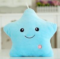 Подушка для сна, прикольная подушка Звезда, лучшая светящаяся декоративная подушка