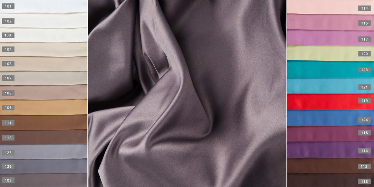 Портьерная ткань атласная SCR 1010.125