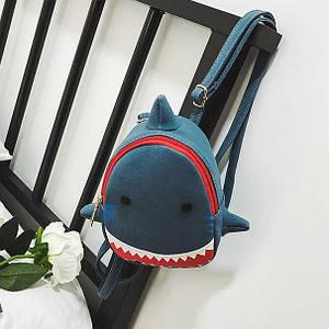 Детский рюкзачок Акула