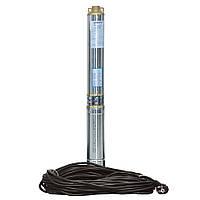 Насос центробежный глубинный Aquatica для скважин 1.5кВт Hmax 107м Qmax 90л/мин Ø80мм (кабель 50м)