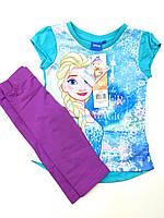 Детская пижамка для девочки Франция р.104,116,128