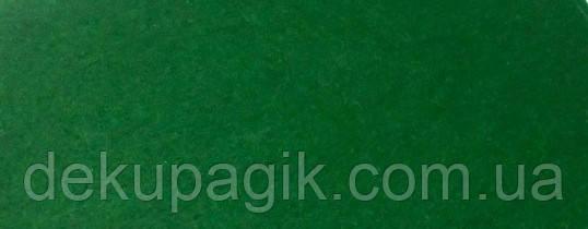 Фетр для рукоделия 1мм, зелёный