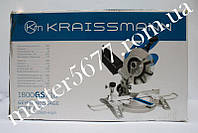 Торцевая пила Kraissmann 1800-GS-210