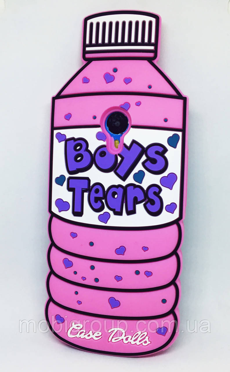 Силиконовый чехол BOYS TEARS для MEIZU M2 Note, Слезы парней